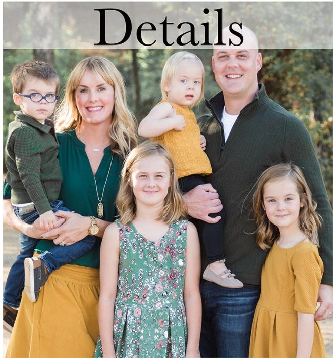 Premium North Texas Family Photographer